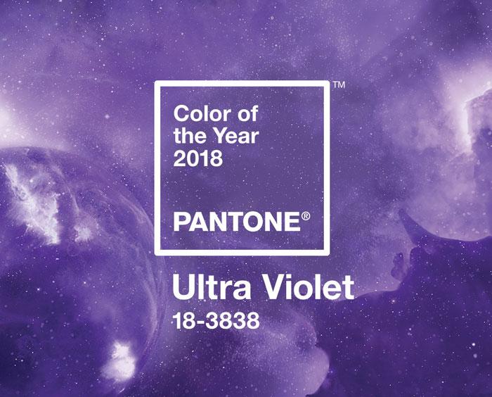 Ultra Violet: colore dell'Anno