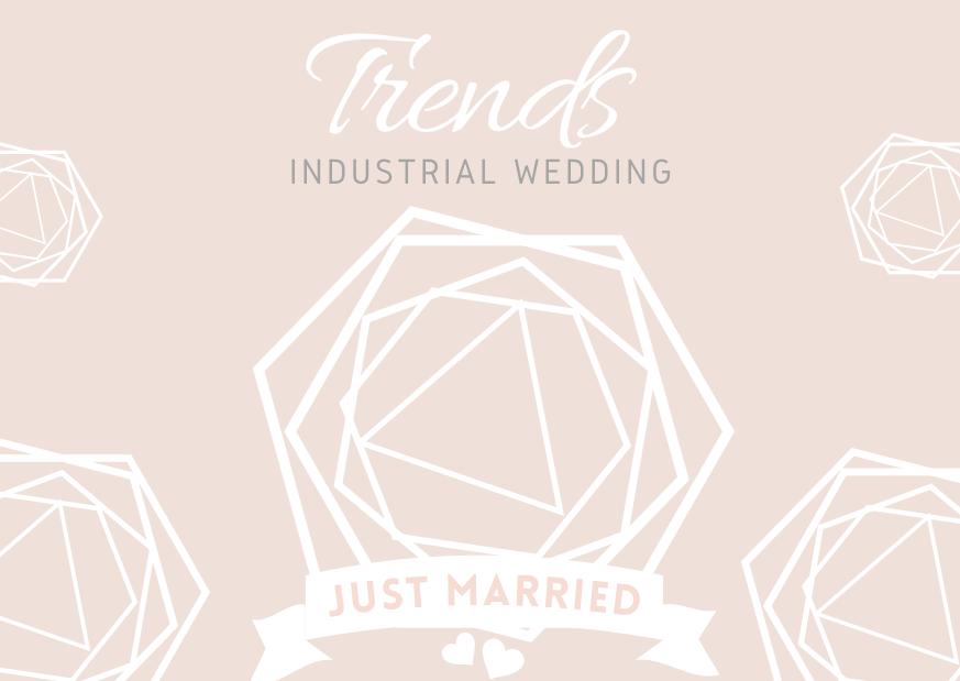 Trends: Industrial Wedding